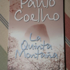 Book The Fifth Mountain by Paulo Coehlo