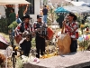 Norteno music in the cementaries