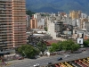 view to one of Caracas Barrios