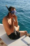 Going for a snorkeling tour...