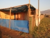 our hut in Arica