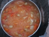 the beans goulash is ready!