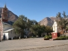 a small town on the way to Valle del Elqui