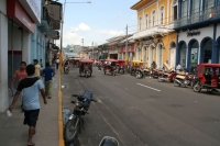 city center of Iquitos