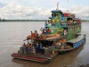 Miluska, the last boat for us along Rio Napo