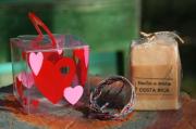 Soap and bracelet