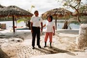 Rosito and husband
