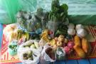 Mūsų maistas Ko Phangan saloje, Tailande