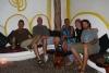 Ian, Stuart, Cynthia and us