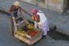 fruit and veggie seller