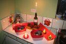 our self-made Christmas table