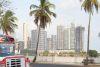 closer view to Panama City center