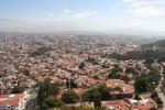 look over Salta town