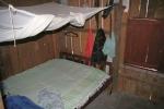 Maria and Serapio's bedroom