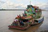 Miluska, the last boat for us along Rio Napo