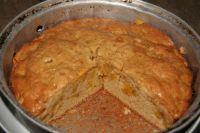 cake with maduro